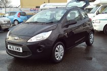 Ford Ka STUDIO 1.2 LOW INSURANCE GROUP £30 ROAD TAX IDEAL FIRST CAR