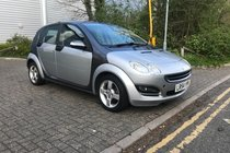 Smart ForFour PASSION SOFTOUCH (109BHP)