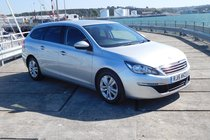 Peugeot 308 BLUE HDI S/S SW ACTIVE #DRIVEAWYTODAY #FINANCEAVAILABLE