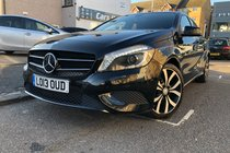 Mercedes A Class A180 BLUEEFFICIENCY SPORT.1 Owner/SatNav/Cruise/BT