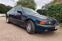 BMW 5 SERIES 528i SE AUTOMATIC With Leather Trim, a Restoration Project waiting to happen!