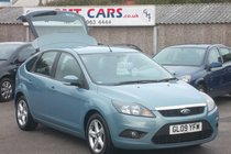 Ford Focus 1.6 Zetec 80,000 MILES EXCELLENT VALUE