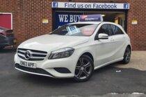 Mercedes A Class A180 CDI BLUEEFFICIENCY SPORT BUY NO DEPOSIT FROM £48 A WEEK T&C APPLY