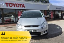 Ford S-Max ZETEC TDCI *ECONOMICAL DIESEL FAMILY CAR*MANUAL*2 OWNERS FROM NEW*SEVEN SEATER*