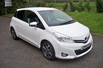 Toyota Yaris 1.3 VVT-I TREND FULL TOYOTA HISTORY, BLUETOOTH & AIR CONDITIONING