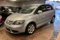Volkswagen Golf Plus TDI SE