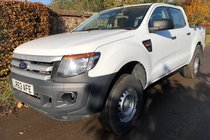 Ford Ranger 2.2TDCI 4X4 SUPER CAB XL 150PS