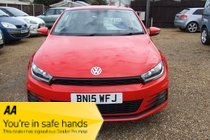 Volkswagen Scirocco TSI BLUEMOTION TECHNOLOGY