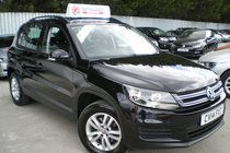 Volkswagen Tiguan S TDI BLUEMOTION TECHNOLOGY