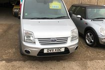 Ford Connect T200 LIMITED LR P/V CDPF