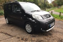 Peugeot Bipper 1.4 HDI 70 OUTDOOR TEPEE, NEED CREDIT-FINANCE AVAILABLE